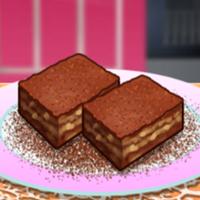 Caramel Brownie: Sara's Cooking Class