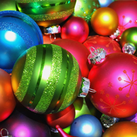 Christmas Balls Jigsaw Puzzle