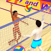 Summer Sports: Beach Volleyb ..