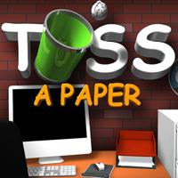 Toss a Paper