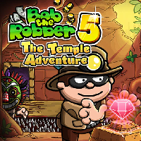 Bob The Robber 5: Temple Adv ..