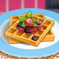French Waffles: Sara's Cooking Class