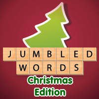 Jumbled Words: Christmas Edition