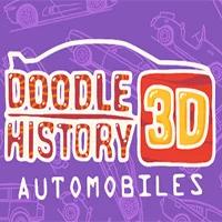 Doodle History 3D Automobiles