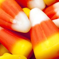 Candy Corn Jigsaw Puzzle